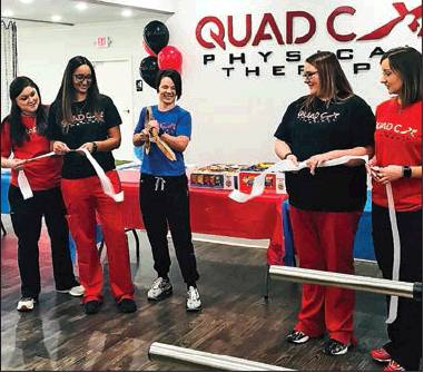Quad C hosts open house