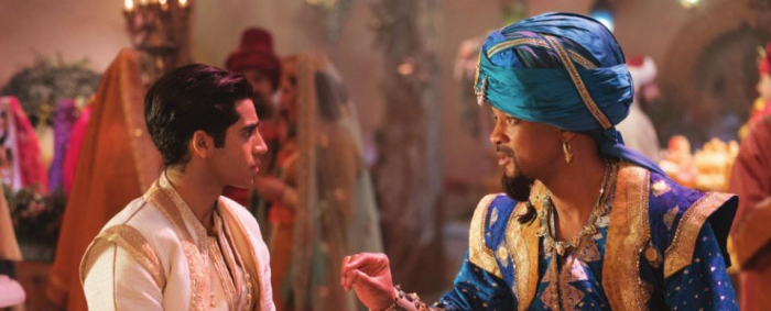 Aladdin to screen for free this weekend