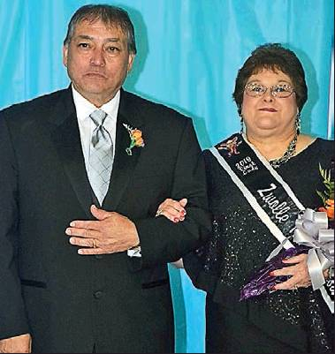 King Pat Rivers, First Lady Karen Parrie to reign over Tamale Fiesta