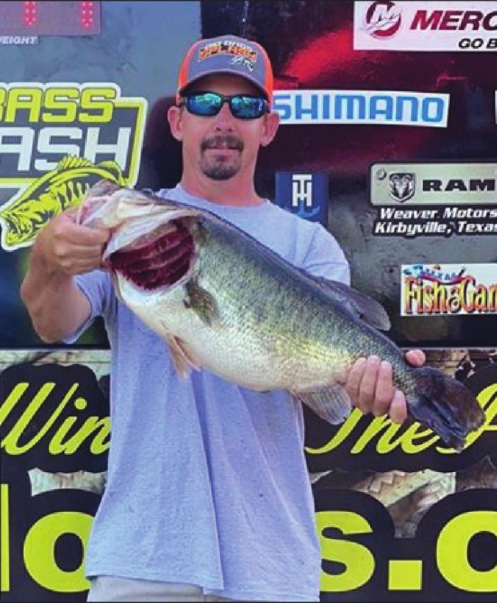 Rannekleiv lands 12.41 pounder for Sealy win