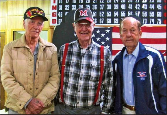 Veterans honored at special service