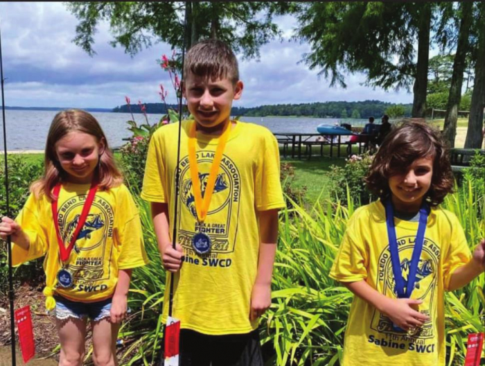 Youth Fish Fest provided fun for all in 12th annual outing