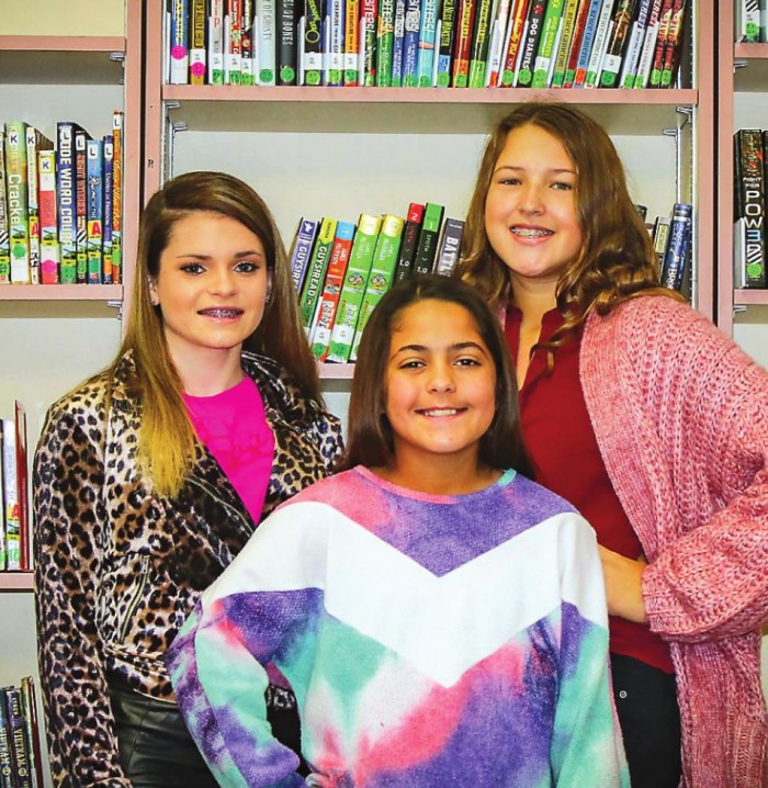 Ebarb High School names 2021 Students of Year