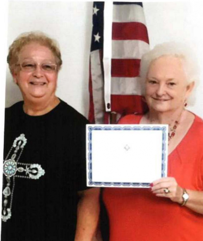 Zwolle-Ebarb VFW earns top spot for membership enrollment