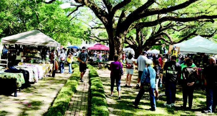 Melrose Arts And Crafts Festival