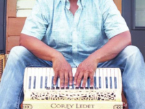 Corey Ledet to perform Zydeco in summer folk music series