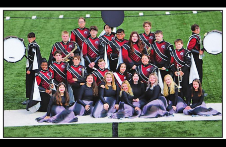 The MHS Tiger Band earns top honors at marching contest