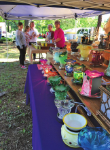 Vendors sought for Sale on the Trail