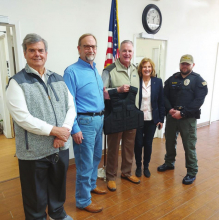 Town of Many receives State Farm grantMayor