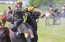 Battle of Pleasant Hill re-enactment returns to commemorate 157th anniversary of battle