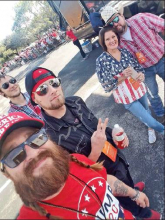 Trump rally features local musicians; marks milestone for Cody Wayne Band