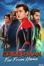 """""""Spider-Man: Far from Home"""" screens for free this weekend"""