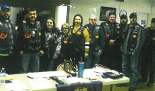 Noble Sons donate to Zwolle-Ebarb VFW