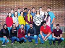Ebarb High School names 2020 Homecoming Court