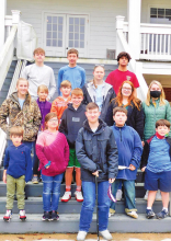 Ft. Jesup Society Children of American Revolution host state conference