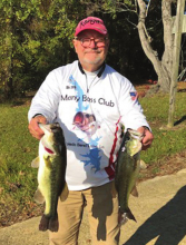 Many Bass Club holds December tournament