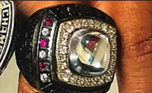 Many Tigers powerlifters receive state championship rings
