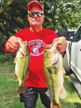 Many Bass Club holds August 2021 tournament