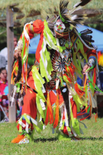Powwow time is here!