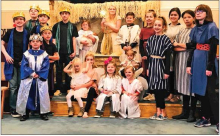 Christmas Story recreated at First United Methodist Church