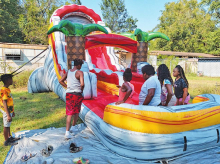 SCC holds annual community picnic