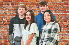 Ebarb High School announces 2021 Homecoming Court