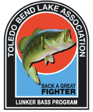 Lake Association's Lunker Program awards replicas