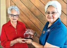 McLendon named Older Worker of 2019