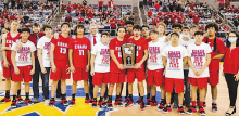 Ebarb Rebels conclude season; named state runner up, receive multiple awards