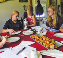 """""""Tea"""" on the grounds at Ft. Jesup planned for May 8"""