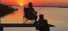Fishing license sales zoom during shutdown