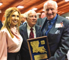 Robert Gentry inducted into Louisiana Political Hall of Fame