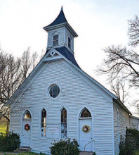 Robeline's beautiful, aged Methodist Church to hold open house